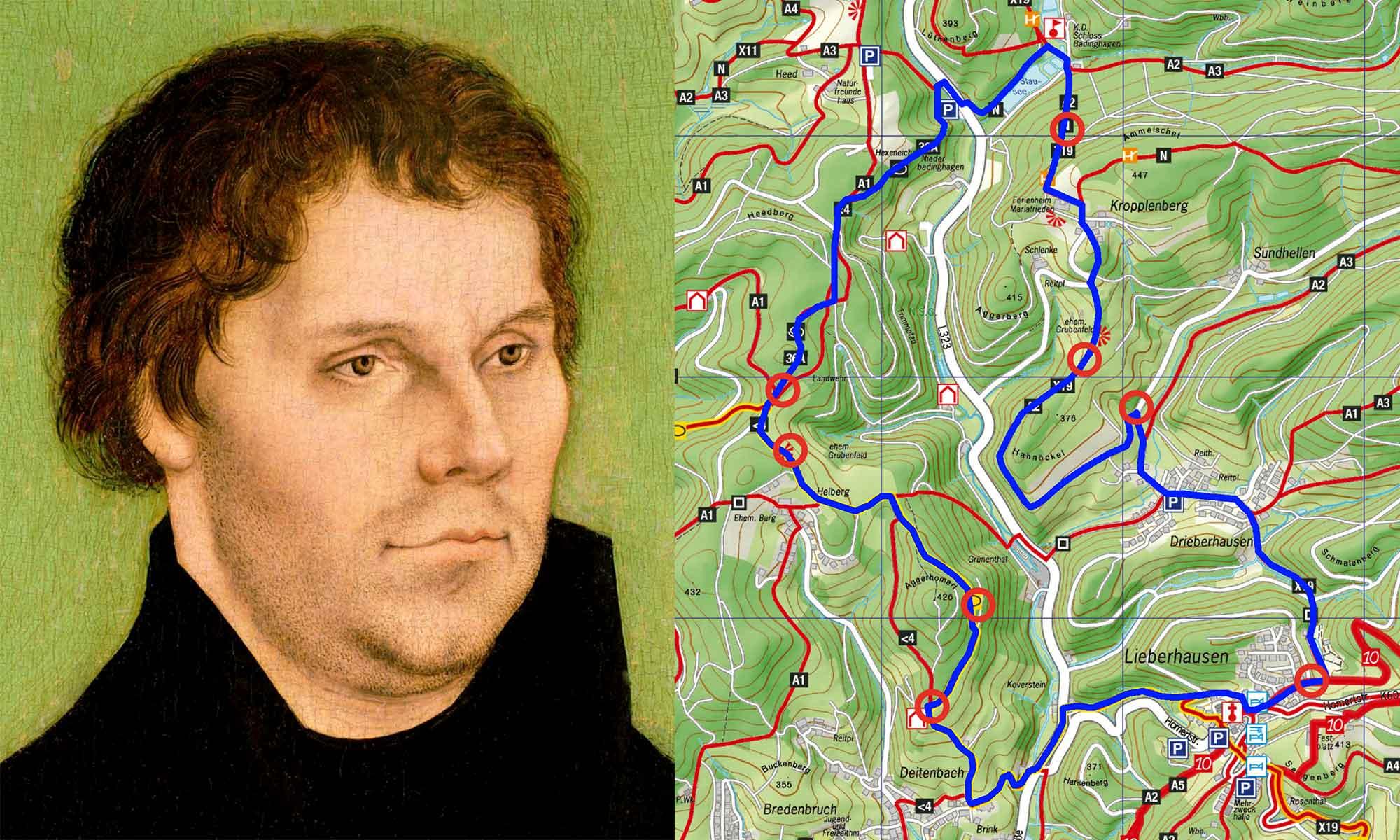 Oberbergischer Lutherweg