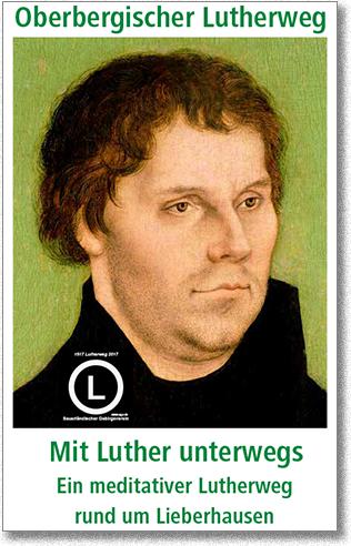 Titel Broschüre Lutherweg